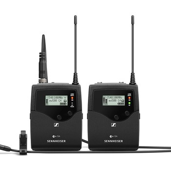 Rent Sennheiser ew 512P G4 Wireless Kit withMKE-2 Gold Lav