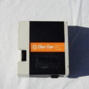 Rent Clear-COM Belt Pack Model #501