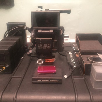 Rent RED EPIC-W Camera Package