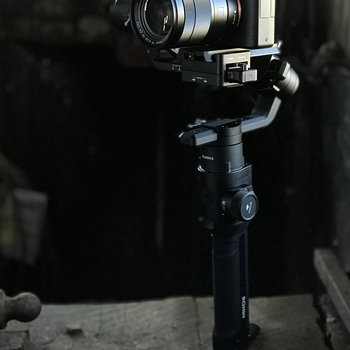 Rent Dream Team: Sony A7Sii + DJI Ronin S + Sony Zeiss Vario Tessar 24-70mm Lens