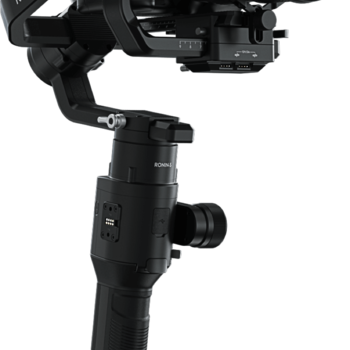 Rent DJI Ronin S with plate to attach accessories.