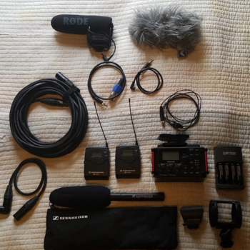 Rent Sennheiser Audio Kit