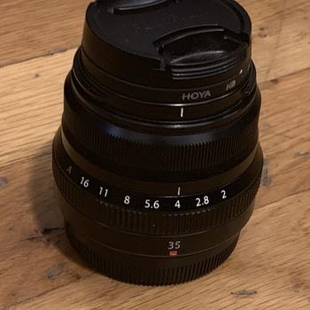 Rent Fujifilm WR 35mm F2 | Fujifilm X-Mount