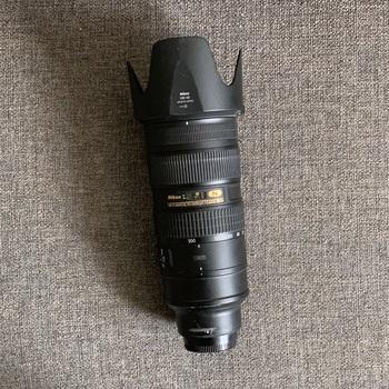 Rent Nikon 70-200 f.2.8 VR II