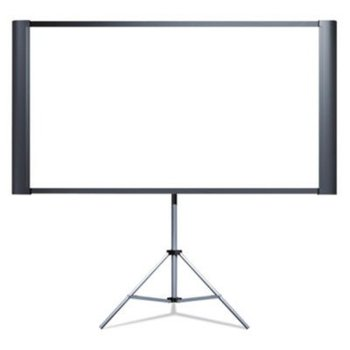 "Rent Epson Duet Portable Projection Screen! 80"" 16:9 + 4:3 Ratios"