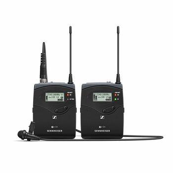 Rent Sennheiser EW 112P G4 – A Omni-directional Wireless Lavalier Microphone System
