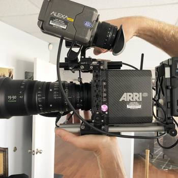 Rent Fujinon 19-90mm Cabrio T2.9 - Pair with one of our cameras