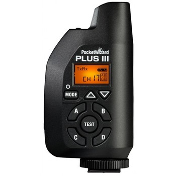 Rent Two Pocketwizard Plus III w/cable