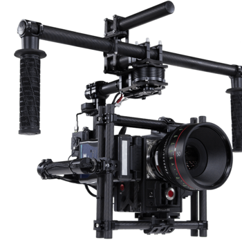 Rent MōVI M10 Stabilizer Gimbal Full Cage Toad-In-The-Hole Quick Release