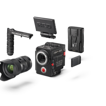 Rent Red Raven Filmmaker kit