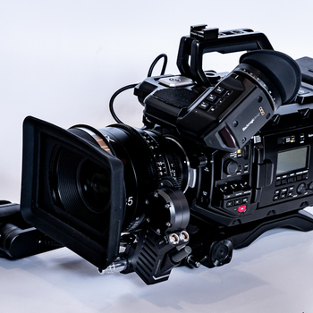 Rent Blackmagic Design URSA Mini Pro 4.6K Shoot Ready Kit