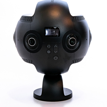Rent Insta360 Pro Spherical VR 360 8K Camera Ready to Shoot Kit
