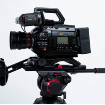 Rent Ursa Mini Pro 4.6k Body + Shoulder Rig PL