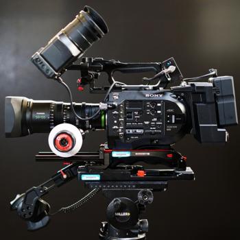 Rent Sony FS7 Mark II w/ Fujinon MK18-55 & MK50-135 Kits