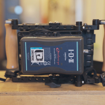 "Rent SmallHD Monitor 7"" plus Wooden Camera Director's Cage"