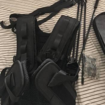 Rent DJI Ronin M + Vest Support + DJI Wireless Thumb Controller