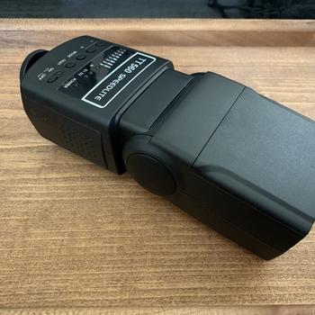 Rent TT560 Speedlite Flash Compatible with Nikon, Canon, Olympus, Sony, Pentax Standard Hotshoe Mounts!