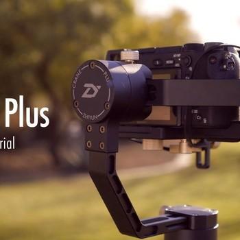 Rent Zhiyun Crane Plus Handheld Stabilizer/Gimbal