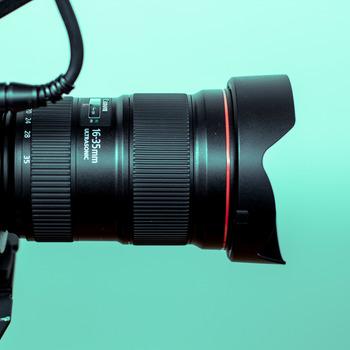 Rent Canon 16-35 Lens