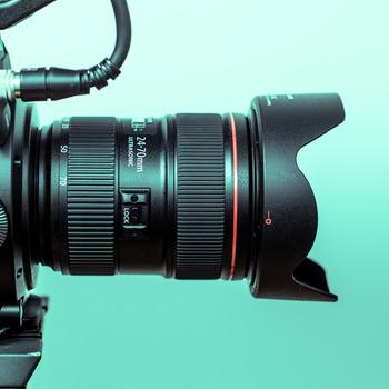 Rent Canon 24-70 lens
