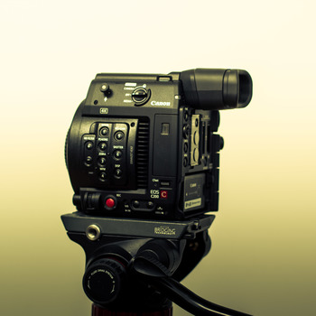 Rent Canon C200 (Body + Batts Only)