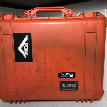 Rent Pelican 1550 Case