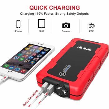 Rent Emergency USB Charger & Car Jump Starter