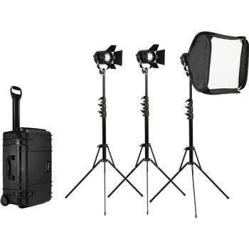 Rent Fiilex K302 3-Light P360EX LED Lighting Kit