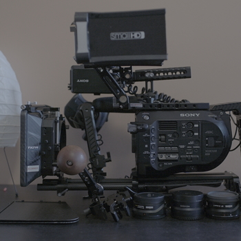 Rent Sony PXW-FS7 fully loaded cinema package