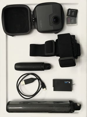 Rent A Go Pro Fusion 360 5 K Vr Camera With Full Kit In New York