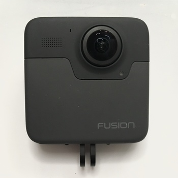 Rent GoPro Fusion 360 5K VR Camera with Full Kit