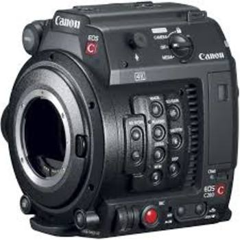 Rent Canon C200B with Accessories