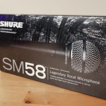 Rent Shure SM58 kit