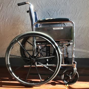 Rent Wheelchair - Doorway Dolly or Prop