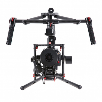 Rent DJI Ronin MX with additional Battery Power Distributor and Thumb Controller