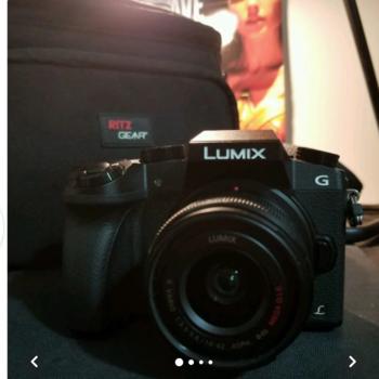 Rent Panasonic Lumix G7