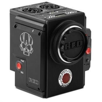 Rent Brand New Red Raven 4.5k cinema camera