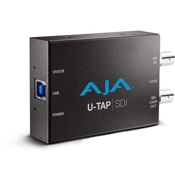Rent Aja U-Tap SDI to USB