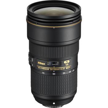 Rent Nikon 24-70mm f/2.8E VR
