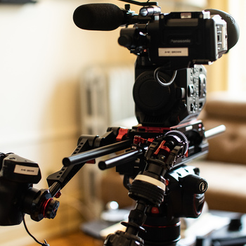 Rent Panasonic AU-EVA1 | Pro Documentary Setup | Zacuto Recoil