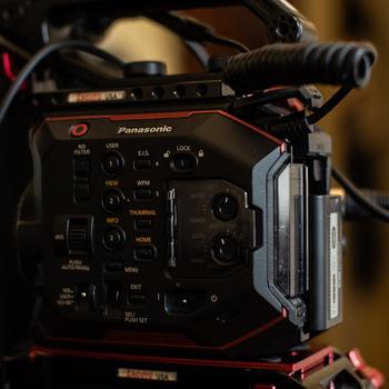 Rent Panasonic AU-EVA1 | Pro Documentary Setup | Zacuto Recoil