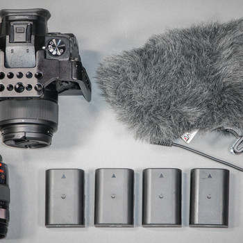 Rent Panasonic Lumix DC-GH5S Mirrorless Micro Four Thirds Digital Camera