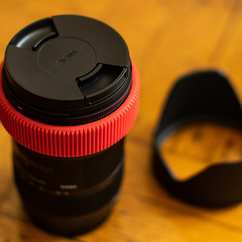 Rent Sigma 18-35mm f/1.8 DC HSM Art w/ Focus Ring