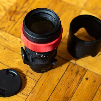 Rent Sigma 50-100mm f/1.8 DC HSM Art w/ Focus Ring