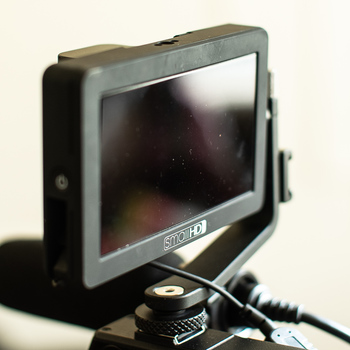 "Rent SmallHD FOCUS 5"" On-Camera Monitor"