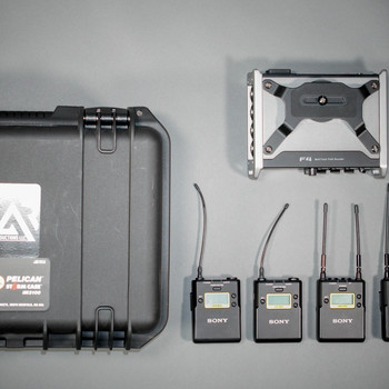 Rent Professional audio kit for Videographers