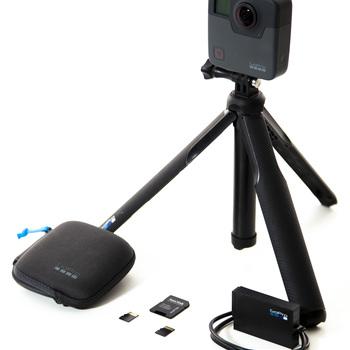 Rent GoPro Fusion 360° Video & Stills Camera Kit