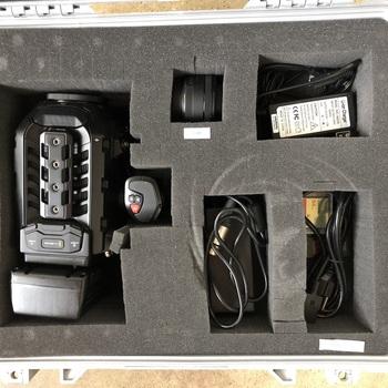 Rent BlackMagic MiniURSA 4K Interview Kit