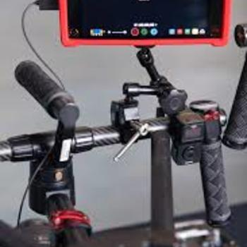 Rent Atomos Ninja Assassin with rugged cage, 7 batteries and SSD drives a-plenty