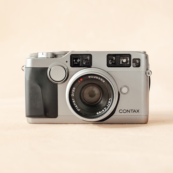Rent Contax G2 2 Lens Kit